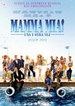"""""""Mamma Mia! Una y otra vez"""" pelikularen kartela"""
