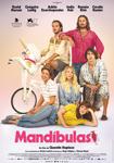 """Cartel de la película """"Mandíbulas"""""""