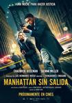 """Cartel de la película """"Manhattan sin salida"""""""