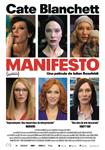 """Cartel de la película """"Manifesto"""""""