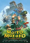 """""""Marko Makako eta Karibeko Primateak"""" pelikularen kartela"""