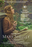"Cartel de la película ""Mary Shelley"""
