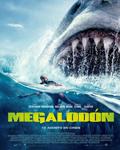 "Cartel de la película ""Megalodón"""