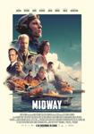 """Cartel de la película """"Midway"""""""