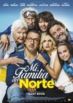 """Cartel de la película """"Mi familia del norte"""""""