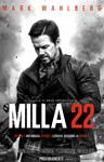"""Cartel de la película """"Milla 22"""""""