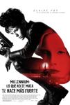 """Cartel de la película """"Millennium: Lo que no te mata te hace más fuerte"""""""