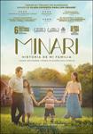 """""""Minari. Historia de mi familia"""" pelikularen kartela"""