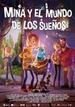 """Cartel de la película """"Mina y el mundo de los sueños"""""""