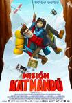 """""""Misión Katmandú"""" pelikularen kartela"""