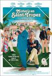 """Cartel de la película """"Misterio en Saint-Tropez"""""""