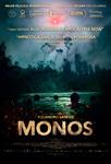 """Cartel de la película """"Monos"""""""