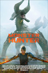 "Cartel de la película ""Monster Hunter"""