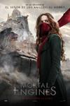 """Cartel de la película """"Mortal Engines"""""""