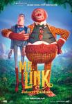 """""""Mr. Link: Jatorri galdua"""" pelikularen kartela"""