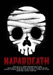 """""""Napardeath"""" pelikularen kartela"""