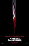 """Cartel de la película """"Navidad sangrienta"""""""