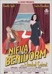 """Cartel de la película """"Nieva en Benidorm"""""""