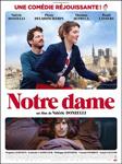 """Cartel de la película """"Notre Dame"""""""