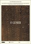 """Cartel de la película """"O gemer"""""""