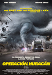 "Cartel de la película ""Operación: Huracán"""