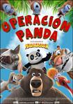 """Cartel de la película """"Operación Panda"""""""