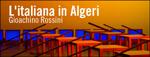 """""""La italiana en Argel"""" proiekzioaren kartela"""