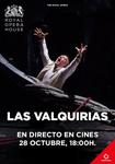 """Cartel de la proyección """"La Valquiria"""""""