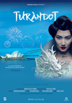 """Cartel de la proyección """"Turandot"""""""