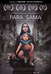 """Cartel de la película """"Para Sama"""""""