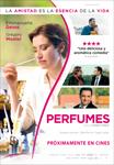 """""""Perfumes"""" pelikularen kartela"""