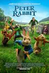 """Peter Rabbit"" pelikularen kartela"