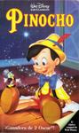 """""""Pinocho"""" pelikularen kartela"""