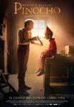 """Cartel de la película """"Pinocho"""""""