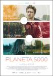 """""""Planeta 5000"""" pelikularen kartela"""