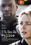 """Cartel de la película """"Police"""""""