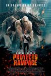 """Cartel de la película """"Proyecto Rampage"""""""