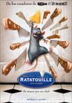 """Cartel de la película """"Ratatouille"""""""