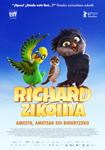 """Cartel de la película """"Richard Zikoina"""""""