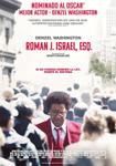 """Cartel de la película """"Roman J. Israel, Esq."""""""