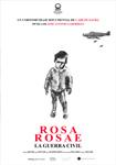"""""""Rosa Rosae. La Guerra Civil"""" pelikularen kartela"""