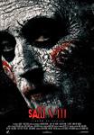 """""""Saw VIII"""" pelikularen kartela"""