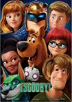 """""""¡Scooby!"""" pelikularen kartela"""