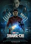 """""""Shang-Chi y la leyenda de los diez anillos"""" pelikularen kartela"""
