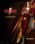 """Cartel de la película """"¡Shazam!"""""""