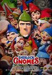 """Cartel de la película """"Sherlock Gnomes"""""""