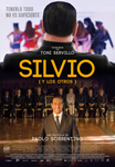 """Silvio (y los otros)"" pelikularen kartela"