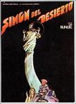 """Cartel de la película """"Simón del desierto"""""""