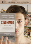 """Cartel de la película """"Sinónimos"""""""