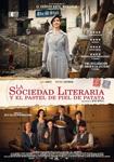 """Cartel de la película """"La Sociedad Literaria y El Pastel de Piel de Patata"""""""